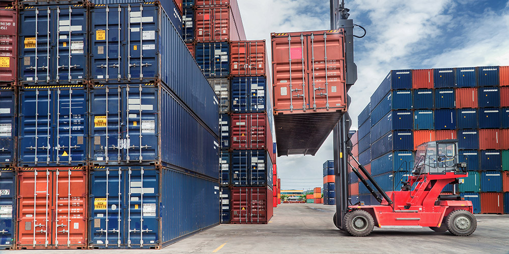 Logistix Au container support and management
